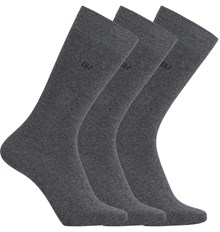 CR7 Basic - Mens Socks 3-pack Grå
