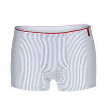 Bruno Banani Straight Line Trunks hvitstripet