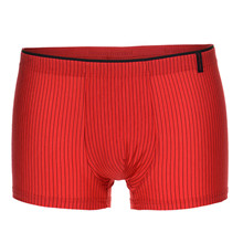 Bruno Banani Straight Line Trunks rød stripete