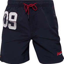 Superdry Waterpolo swimshorts navy