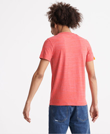 Superdry Vintage T-skjorte, orange space