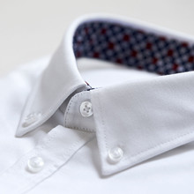 Mads Christensen skjorte - White Oxford
