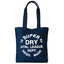 Superdry Ath League Totebag navy