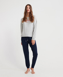 Superdry Lucy Lounge Jogger navy