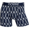 Dovre Trend Trunks Grå/ Navy