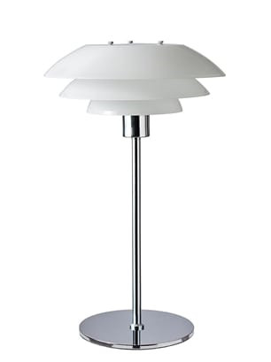 DL31 bordlampe opal
