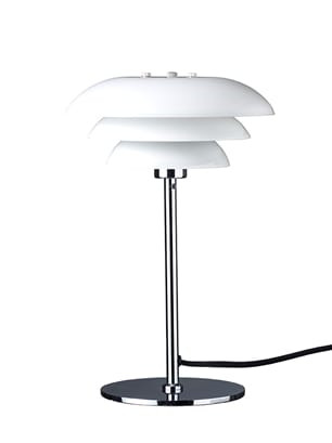 DL20 bordlampe opal