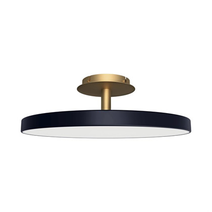 Asteria Up plafond ø60 antracit