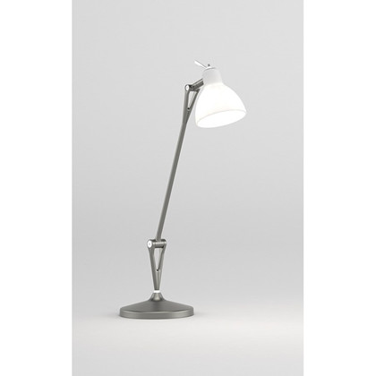 Luxy T1 bordlampe grafit/mathvid