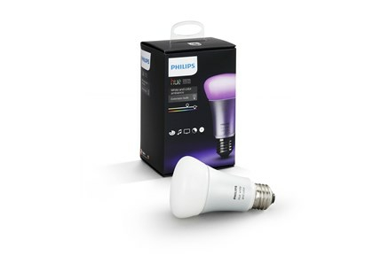 Philips Hue Color E27 ekstra pære