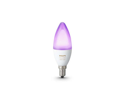 Philips Hue Color E14 ekstra pære