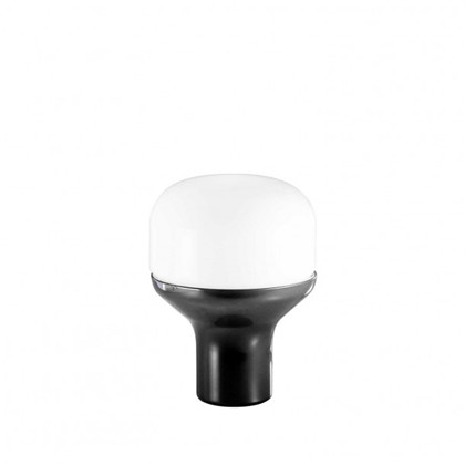 Delux bordlampe 22 sort