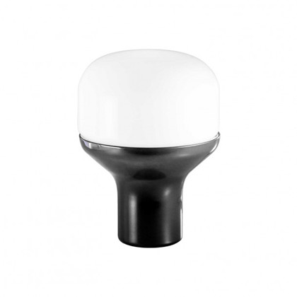 Delux bordlampe 43 sort