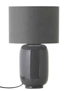 Cadiz bordlampe grey