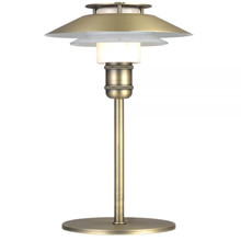1123 bordlampe ø18 oxid messing
