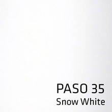 Paso 35 TX snow white