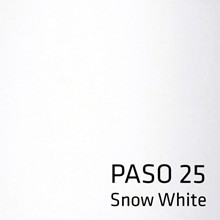 Paso 25 TX snow white