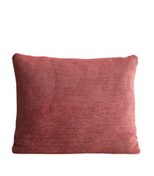 Canvas pude Indian Red