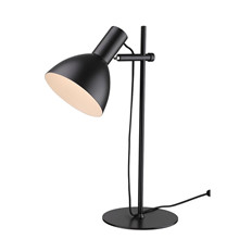 Baltimore bordlampe sort
