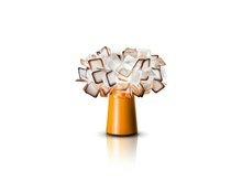 Clizia bordlampe orange