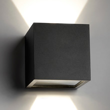 Cube XL LED sort