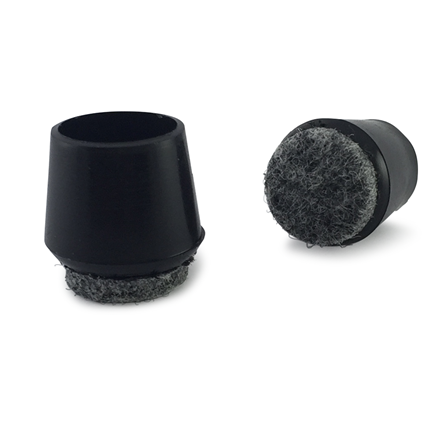 Dupsko med filt til stålben, rørben | CL31-100