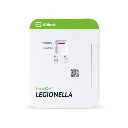 BinaxNOW™ test Legionella-Ag urin (22T)