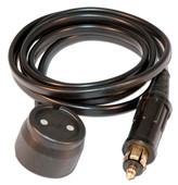 12 V Strømkabel med Magnetplugg