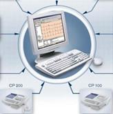 Ekg cp50, cp150 kommunikasjonsett