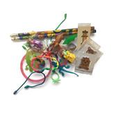 Diverse blandet leketøy