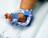 Dale Medical Armskinne m/Velcro Neonatal