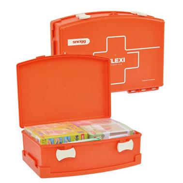 Flexi Førstehjelpskoffert Komplett Liten