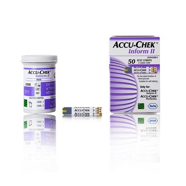 Accu-Chek® Test Inform II Test Strips