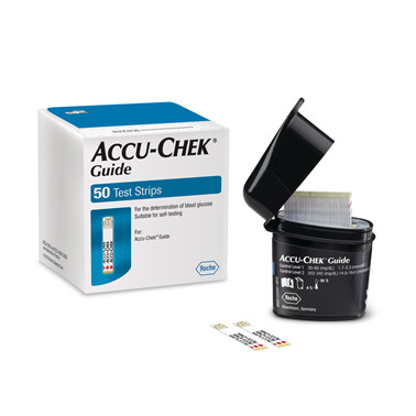 Accu-Chek Guide teststrimler