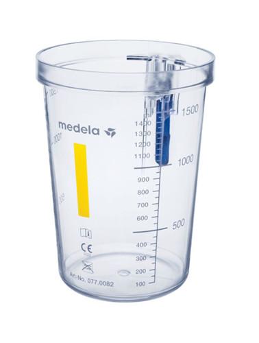 Medela® Sugefl. 1,5L til eng. sugepose