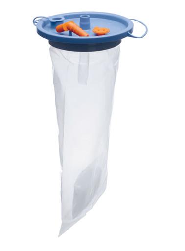 Medela® Engangs sugepose 2,5L m/stiv