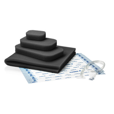 Skumbandasje med Fitpad S 3-p