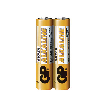 Super Alkaline Primærbatteri AAA 1,5V