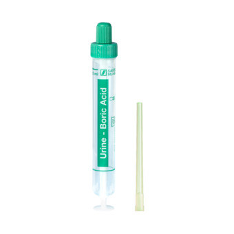 Monovette® Urin m/Borsyre 10ml