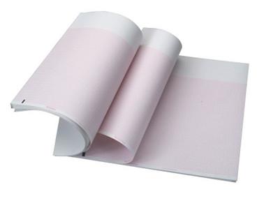 Ekg Papir Z-Fold til CP100, 150, 200