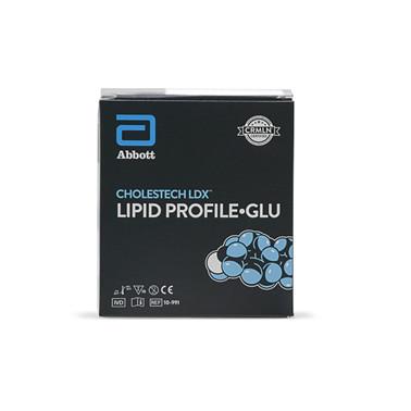 LDX Lipid Profil+glucose (10t)
