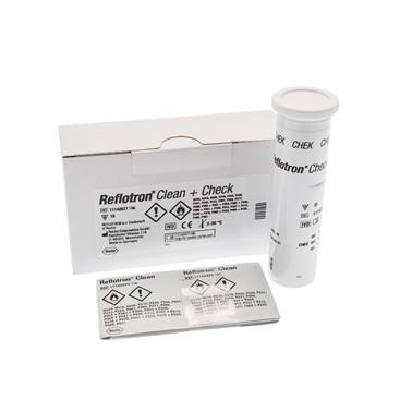 Reflotron® Teststrimmel Clean + Check