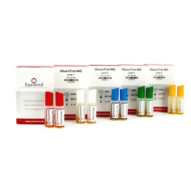 GlucoTrol® Kontroll NG HemoCue Level 2