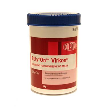 Virkon Desinfeksjonsmiddel 1kg Spann