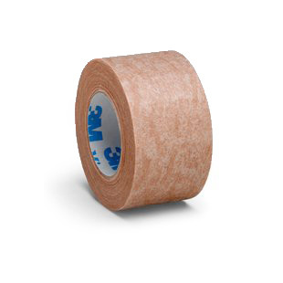 Micropore™ Plaster u/Dispenser 2,5cm