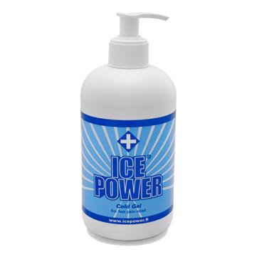 Ice Power Kjølekrem m/Pumpe 400ml