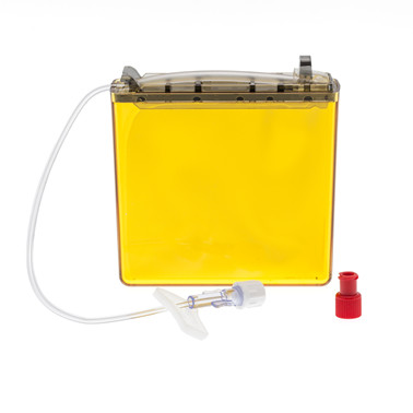 Kassett infusjon 100 ml Deltec, Gul