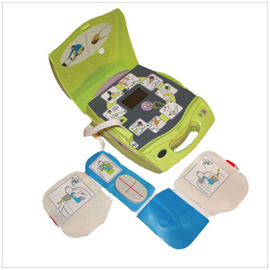 Zoll AED Plus Hjertestarter