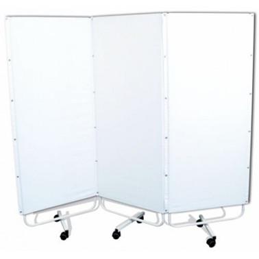 Skjermbrett 3 sammenleggbare paneler