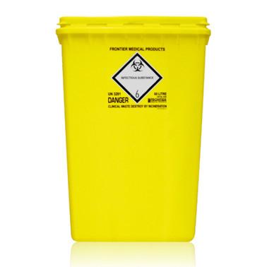 Sharpsafe® Risikoavfallsbøtte 60L